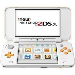 New Nintendo 2DS XL Weiß + Orange