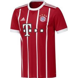 Adidas FC Bayern M�nchen Heimtrikot 2017/2018 Kinder - rot