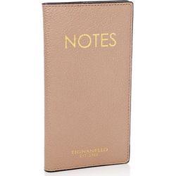 TIGNANELLO Notizbuch auswechselbar Umschlag echt Leder