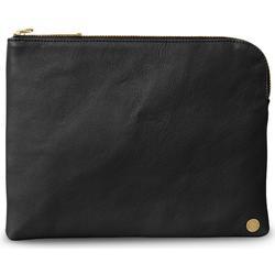 Gretchen - Mini Tablet Geldbörse - Midnight Black / Gold