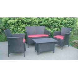 Sitzgruppe Lounge Set Gartenmöbel Tisch Sofa Sessel Stühle