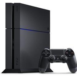 Sony Ps4 500Gb Console Black 3,92 Kg