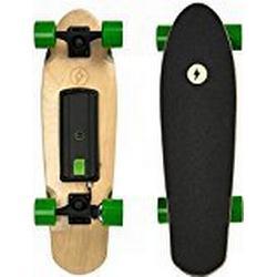 "Ridge Uni Division Model El1 27"" Cruiser Electric Skateboard, Natural, 27 Inch"