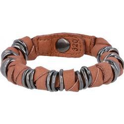 Liebeskind Vintage Armband Leder 21 cm saddle brown vintage