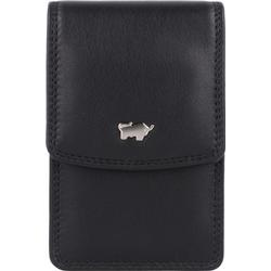 Braun Büffel Golf Zigarettenetui Leder 6,5 cm schwarz