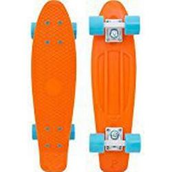 Penny Classic Phoenix Skateboard, Orange, 22/Inch