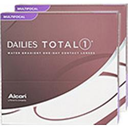 Dailies Dailies Total 1 Multifocal 2x90 Tageslinsen, Alcon / Ciba Vision