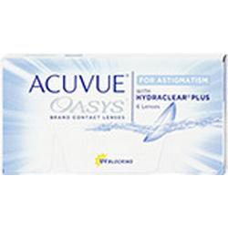 Acuvue ACUVUE OASYS for Astigmatism 1x6 Wochenlinsen, Johnson & Johnson