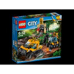 LEGO City 60159 Jungle Halbtrack Mission