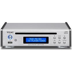Teac pd-301 System Audio schwarz