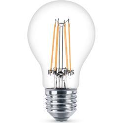 Philips LEDclassic Lampe ersetzt 60 W, E27, warmweiß (2700K), 806 Lumen