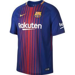 Nike FC Barcelona Heimtrikot 2017/2018 Kinder - blau