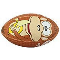 Optimum Herren Monkey Rugby Ball, Herren, Monkey, mehrfarbig