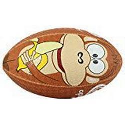 Optimum Herren Monkey Rugby Ball Mini mehrfarbig