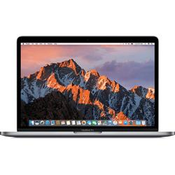 APPLE MPXR2D/A MacBook Pro, Notebook mit 13.3 Zoll Display, Core i5 Prozessor, 8 GB RAM, 128 GB SSD, Iris Plus Grafik 640, Silber
