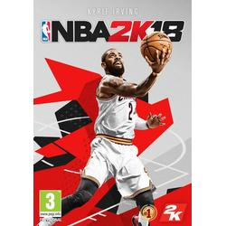 NBA 2K18 / Standard  Edition / [PC] / (Code in der Box)