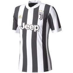 adidas Juventus Turin Kinder Heim Trikot 2017/18 weiß/schwarz