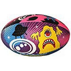 Optimale Platz Monster Rugby Ball Mehrfarbig mehrfarbig Größe 3