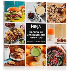 NINJA Kochbuch für Küchenmaschine & Mixer 216 Seiten