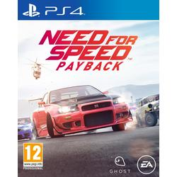 Need for Speed: Payback PlayStation 4
