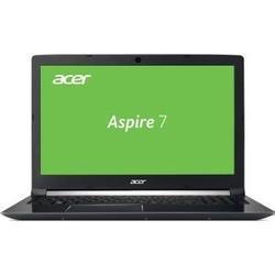 Acer Aspire 7 A715-71G-74S7 - Core i7 7700Hq / 2.8 GHz - Win 10 Home 64-Bit - 16 GB RAM - 512 GB SSD