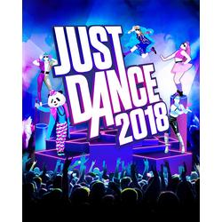 Just Dance 2018 [Nintendo Wii]
