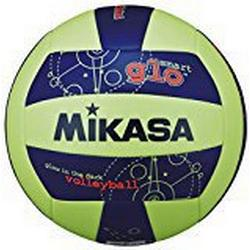 Mikasa Vsg Glow in the Dark Beachvolleyball, Fluoreszierend, 5