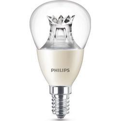 Leuchtmittel LED 6W (470lm) Tropfen Warmglow Dimmbar E14 - Philips