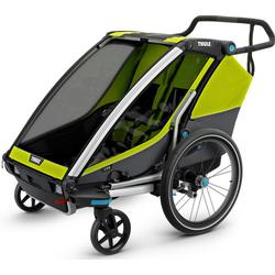 Thule Chariot Cab2 Chartreuse