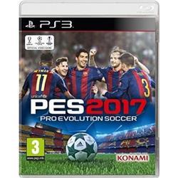 PES 2017 (Playstation3)