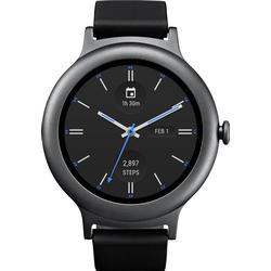 LG W270 Style Uhr Schwarz