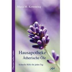 Primavera Home Düftbücher Maria M.Kettenring Hausapotheke Ätherische Öle - Schnelle Hilfe für jeden Tag  1 Stk.