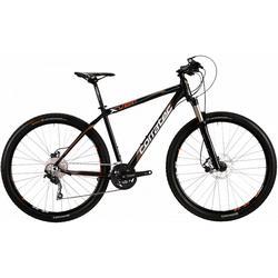 Corratec X-Vert 29 Mountainbike (schwarz / orange / weiß)