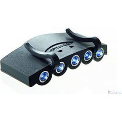 Cormoran Schirmmützen-Kopfleuchte LED