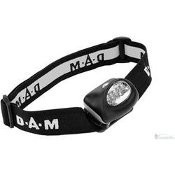DAM Kopflampe Multi-Colour (weiss/rot)