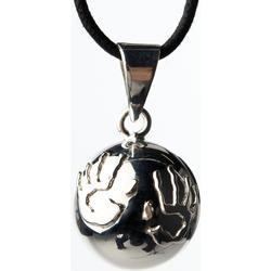 Babylonia Bola, Gravidsmycke, Silver, Händer Maternity jewelery