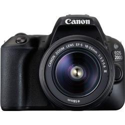 EOS 200D KIT (18-55 mm III), Digitalkamera