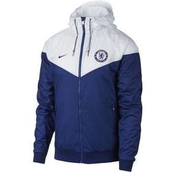 Chelsea Windrunner Woven Authentic - Blau/Weiß