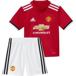 Clubs Adidas Manchester United Fc Home Kit Mini