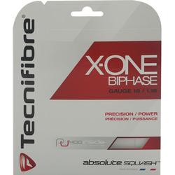 Squashsaite X-one Biphase 1,18 mm 9.70 m rot