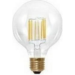 Lamper LED 6W Globe Filament E27 - Segula