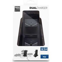 Controller-Dual-Ladestation (inkl. Netzteil) (Playstation 4)