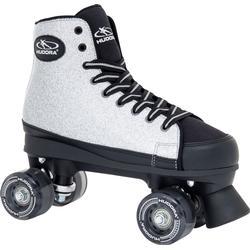 Roller Skates Silver Glamour , Rollschuhe