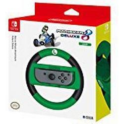 HORI NSW/055U Nintendo Switch Mario Kart 8 Deluxe Lenkrad (Luigi Version)