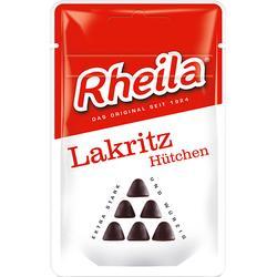 RHEILA Lakritz Hütchen mit Zucker 35 g