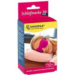 OHROPAX Schlafmaske 3D pink 1 St