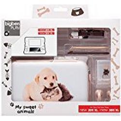 Nintendo New 2DS XL / Starter Pack Essential XL (Baby Animals Hund & Katze)