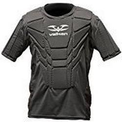 Valken Boy Impact Shirt chest/s/M Oberkörper Pads, Schwarz, Medium