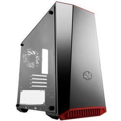 Cooler Master Midi-Tower PC-Gehäuse MasterBox Lite 3.1 Schwarz 1 vorinstallierter Lüfter, Staubfil