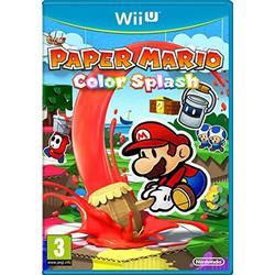 Paper Mario, Color Splash, 1 Nintendo Wii U-Spiel